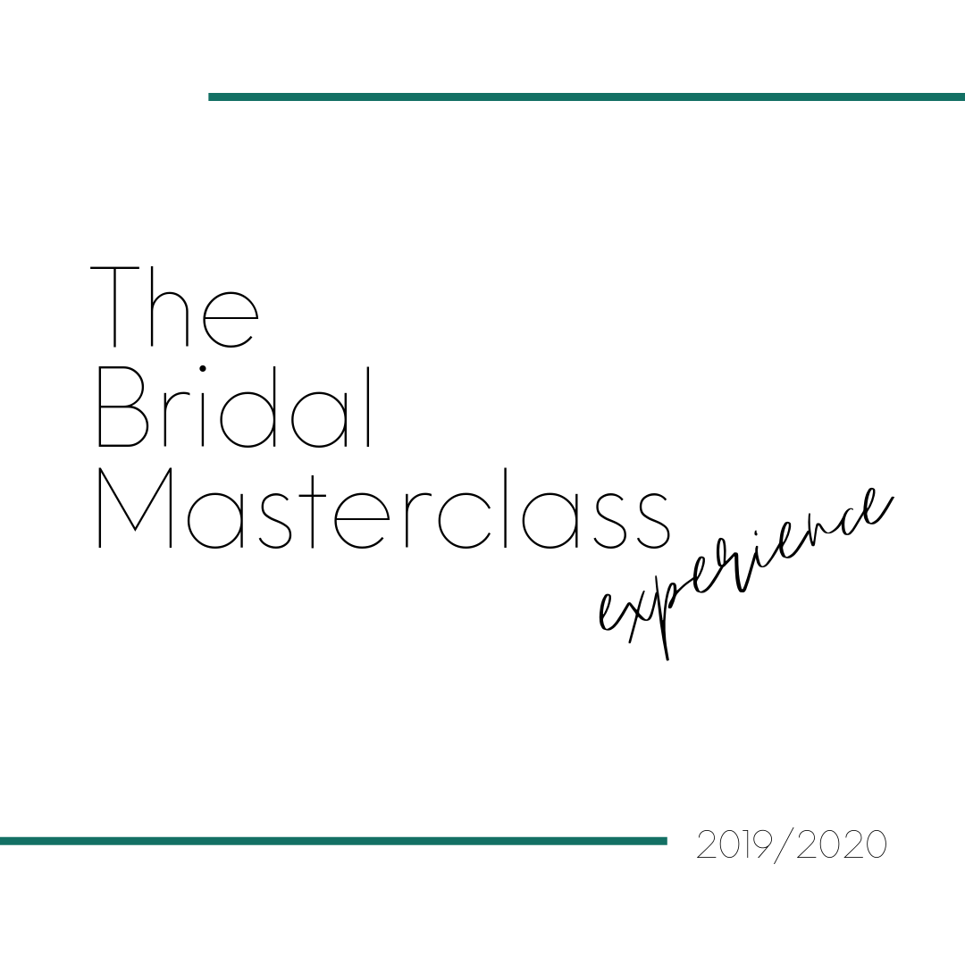 The Bridal Masterclass Experience - Both Days